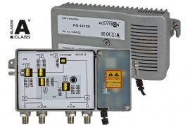 1 GHz Home Distribution Amplifier HG 40125
