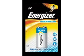 6LR61 bateria ENERGIZER Maximum 9V