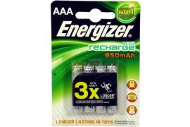 AAA akumulator ENERGIZER Power+ 4szt