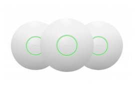 Access Point Ubiquiti UniFi AP 2,4 GHz 802.11 b/g/n 3-Pack