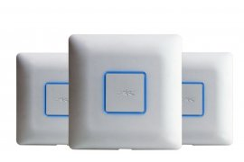 Access Point Ubiquiti UniFi AP-AC 2,4+5 GHz 802.11 N+AC 3-Pack