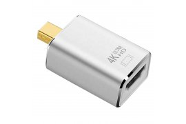 Adapter wtyk mini DisplayPort - gniazdo HDMI 4K SPMD-H02