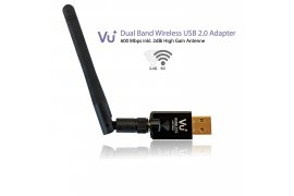 Adapter WiFi VU+ 600mbps 2,4 GHz, 5GHz