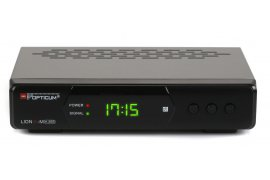 Opticum AX LION 5-M DVB-T2 H.265