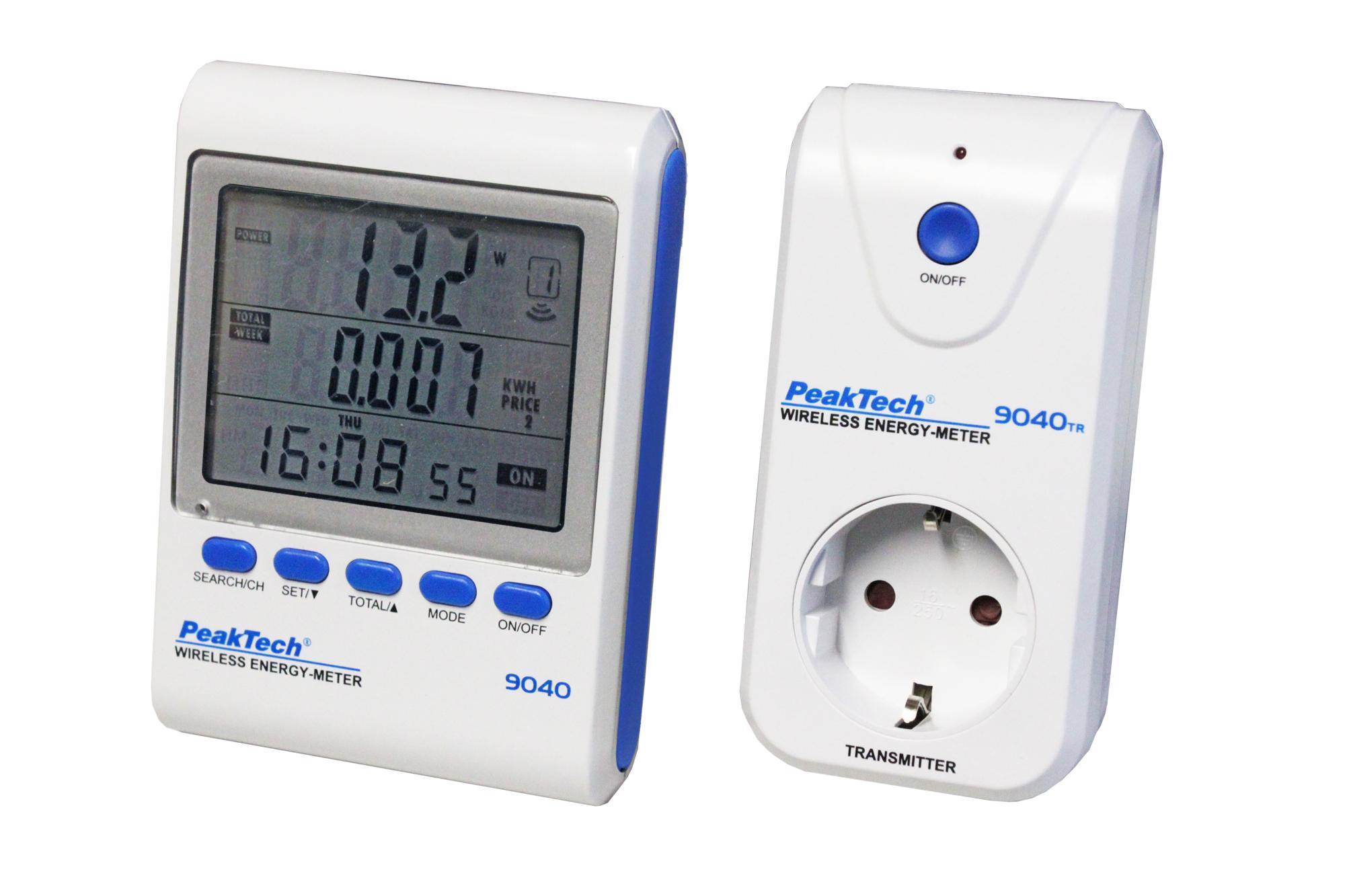 wireless energy meter