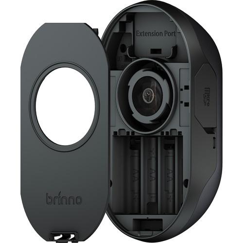 Brinno phv mac elektroniczny wizjer drzwi z sensorem ruchu for Spioncino brinno