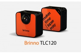 Brinno Wi-Fi HDR Time Lapse Camera TLC120