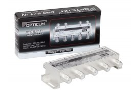 DiSEqC Opticum 8/1 IN