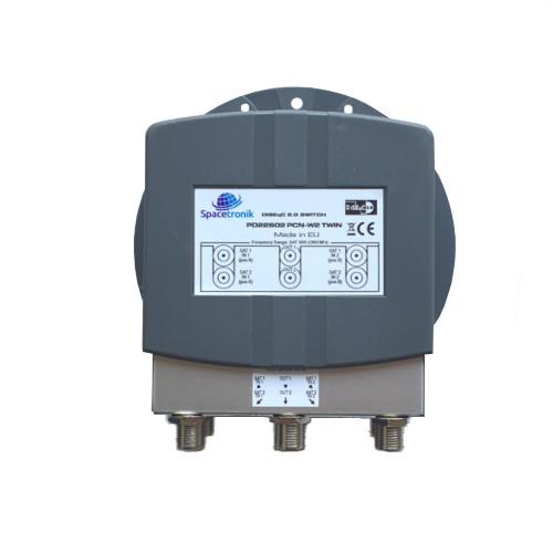 DiSEqC SpacetronikPD22S02 PCN-W2 TWIN