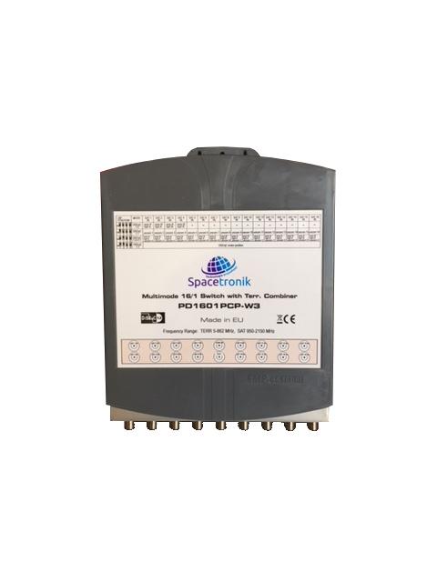 DiSEqC Spacetronik Switch PD1601 PCP-W3