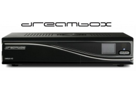 Dreambox DM 820 HD Dual Tuner DVB-S2