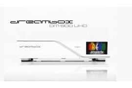 Dreambox DM 900 4K UHD H.265 PVR biały