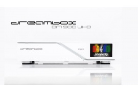 Dreambox DM 900 4K UHD H.265 FBC DVS-2 TWIN Biały