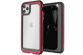 Etui Atomic Slim 3 Apple iPhone 11 Pro Max czerwony