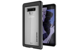 Etui Atomic Slim Samsung Galaxy Note9 czarny