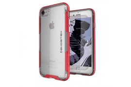 Etui Cloak 3 Apple iPhone 7 8 czerwony