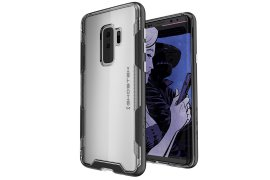 Etui Cloak 3 Samsung Galaxy S9 Plus czarny