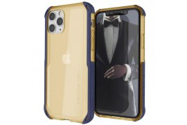 Etui Cloak 4 Apple iPhone 11 Pro złoty