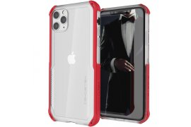 Etui Cloak 4 Apple iPhone 11 Pro Max czerwony