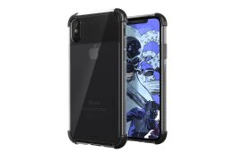Etui Covert 2 Apple iPhone Xs czarny