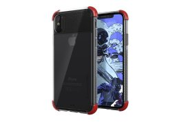 Etui Covert 2 Apple iPhone Xs czerwony
