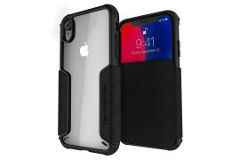Etui Exec 3 Apple iPhone Xr czarny