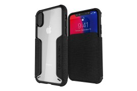 Etui Exec 3 Apple iPhone Xs czarny