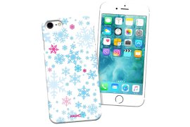 Etui telefonu MOC Mag Case do iPhone 7/8 Snowflake