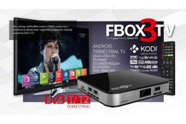 Ferguson FBOX3 TV Android 4.4.2 Quad-Core 8GB