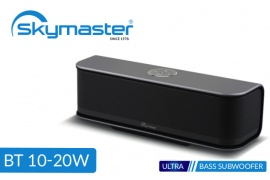 Głośnik bluetooth Skymaster BT10-20W Ultra bass