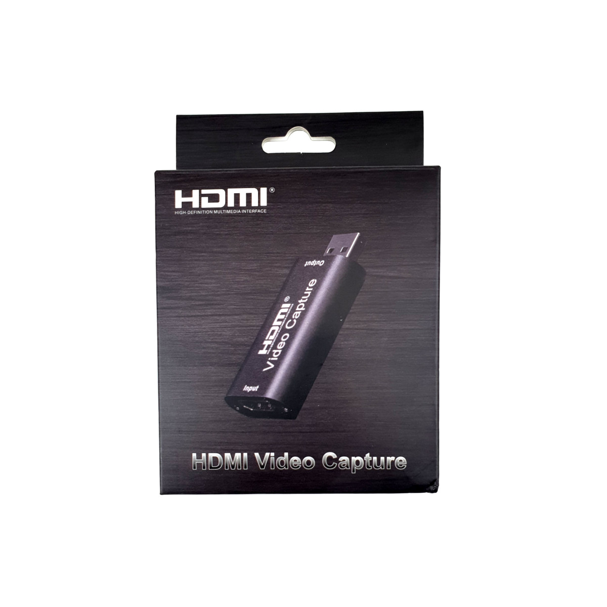 Grabber Nagrywarka HDMI Spacetronik SP-HVG04 do PC USB