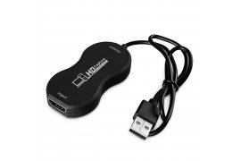 Grabber Nagrywarka HDMI Spacetronik SP-HVG12 4k 30p do PC USB