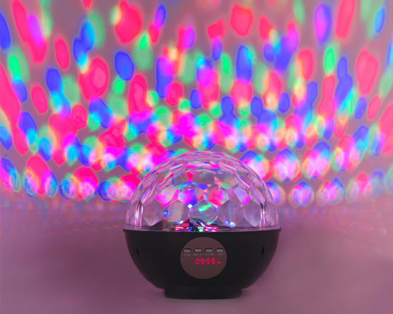 Intempo Disco Globe Speaker głośnik RGB Bluetooth