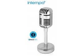 Intempo Portable Microphone Bluetooth Speaker