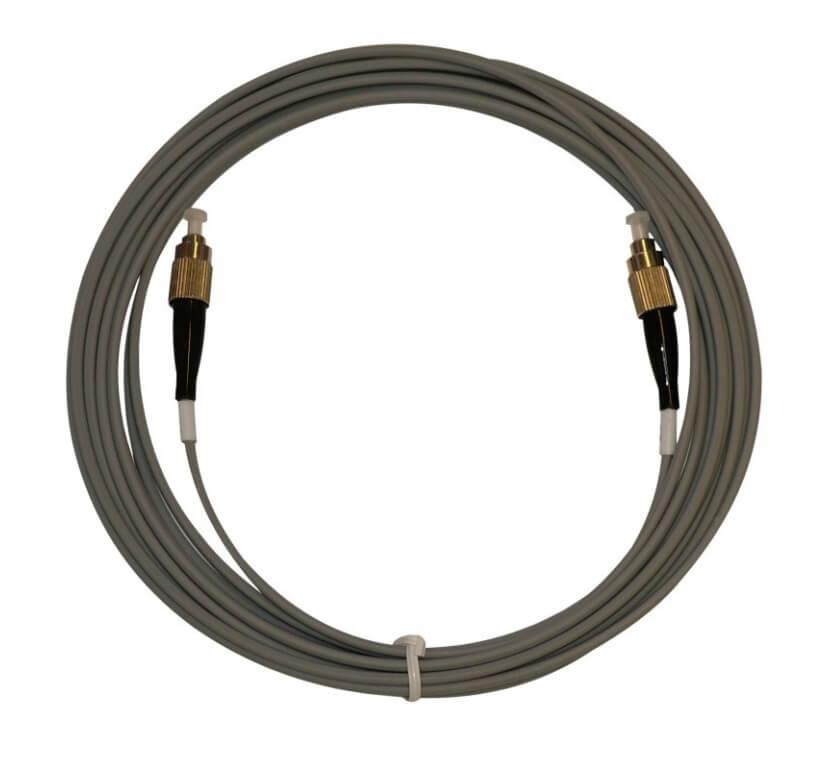Kabel optyczny Invacom ze złączkami FC/PC 5m