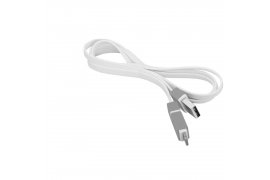 Kabel USB 2.0 - microUSB + Apple lightning plug (8-pin)