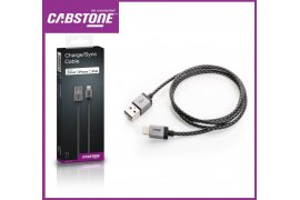 Kabel USB 2.0(typ A) Apple lightning plug (8-pin) CABSTONE 3m