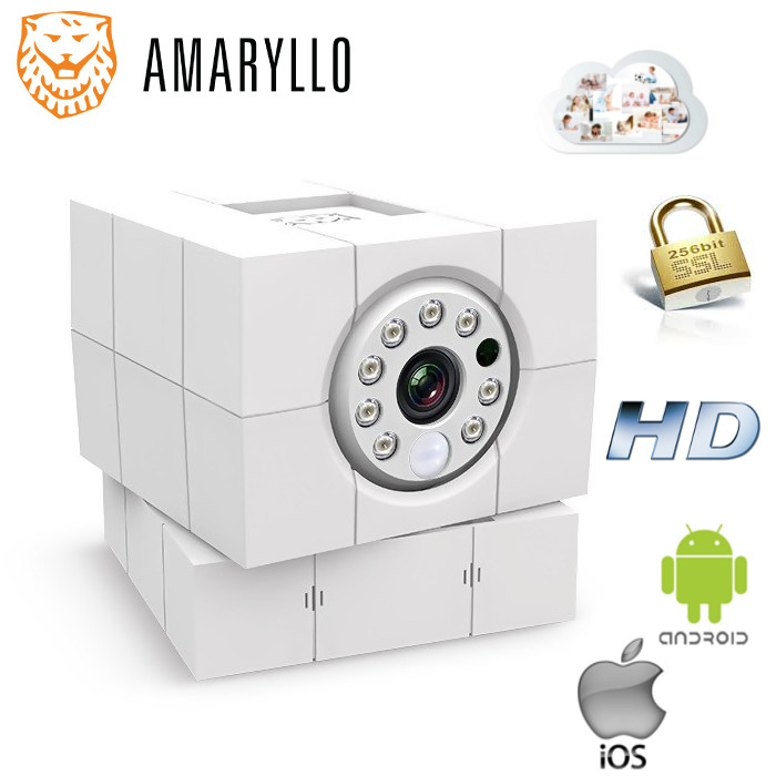 Kamera AMARYLLO iCam Plus HD 360