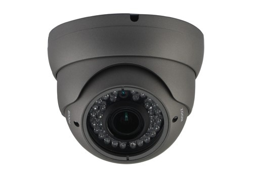 Kamera Spacetronik IP Kopułkowa ver. J 13IP30IRH 2.8-12mm 1.3Mpx