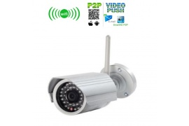 Kamera Spacetronik IP Zewnętrzna ver. G SP-24IP36IRCFD 3.6mm 2.4 Mpx WiFi