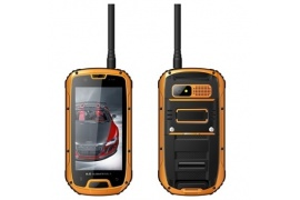 Smartfon Spacetronik SURVIVAL SRWT-09 Walkie-Talkie orange