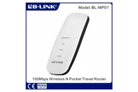 LB-LINK BL-MP01 150M Wireless Repeater/Router/AP (NC+ multiroom)