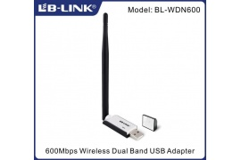 LB-LINK BL-WDN600 600Mbps Dual-Band AC Adapter WiFi USB 5dBi