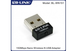 LB-LINK BL-WN151 150Mbps Wireless USB Adapter z WPS