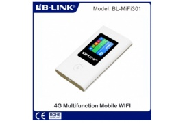 LB-LINK LB-MiFi 301, PowerBank, Mobile WIFI, 4G LTE