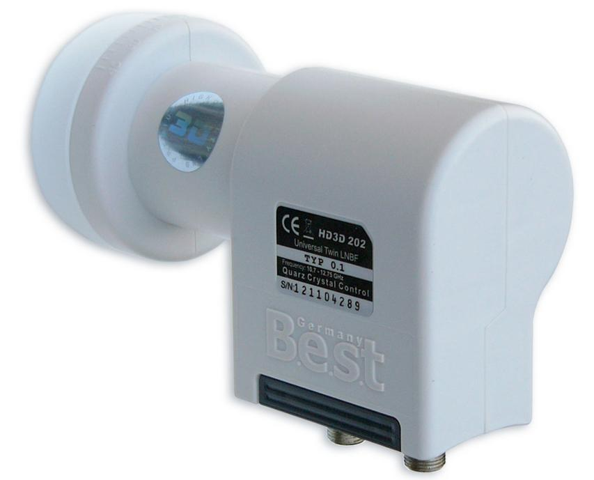 LNB BEST HD3D 202 Twin