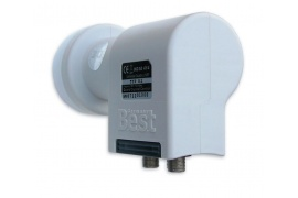 LNB BEST HD3D 414 Quattro 0,1 dB