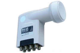 LNB BEST HD3D 808 Octo 0,1 dB