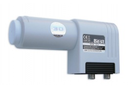 LNB BEST HQRF 202 Twin Lens 0,1 dB