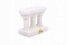 LNB Monoblock Single TRIPLE Opticum ROBUST 3° 0,1dB